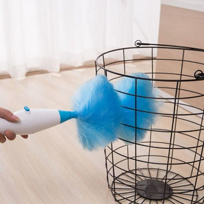 Adjustable Electric Feather Duster -