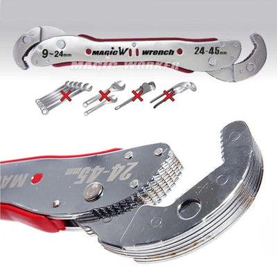 Adjustable Multi-function Wrench -