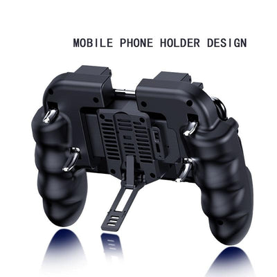 Mobile Gaming Controller with Fan