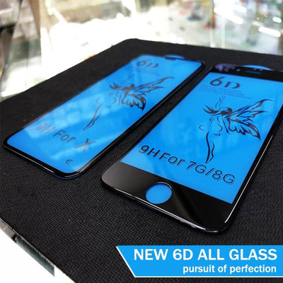 6D iPhone Protection Film -