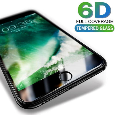 6D iPhone Protection Film - for iPhone 6 6s / Black