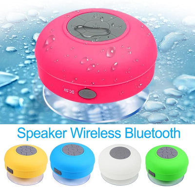 Waterproof Bluetooth Shower Speaker -