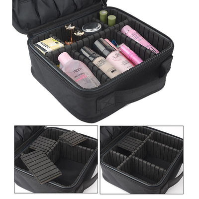 Travel Cosmetic Bag -