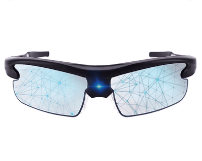 The world's unique 0.3 second automatically switches color-changing sunglasses -