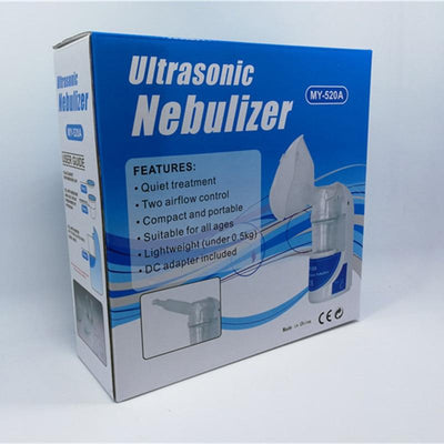 Portable Travel Asthma Nebulizer -