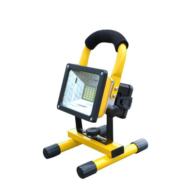 Rechargeable LED Work Light - with Battery / Charger EU Plug