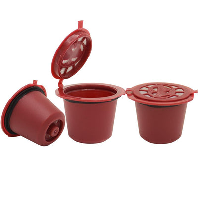 Reusable Coffee Capsules -