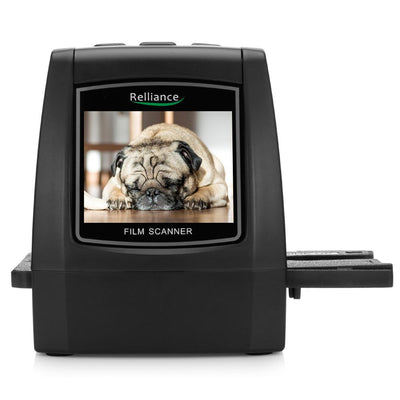 Quality All-In-1 Film & Slide Scanner -
