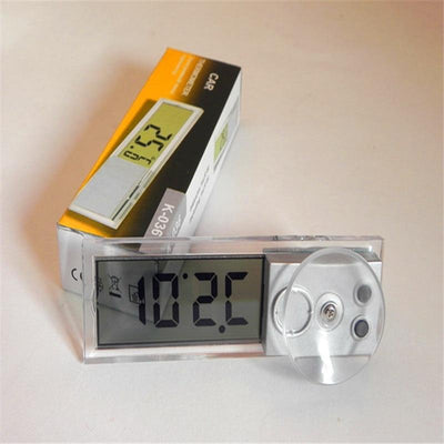Digital Car Clock -