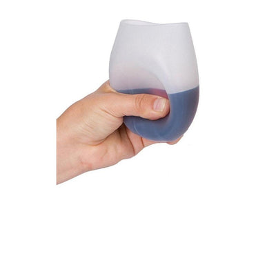 Unbreakable Silicone Wine Glasses -