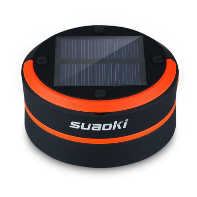 Collapsible Solar/USB Rechargeable LED Lantern