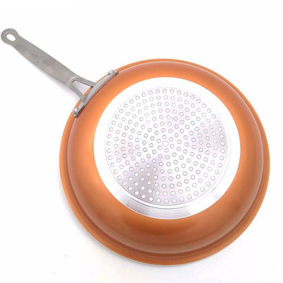 Non-stick Copper Frying Pan -