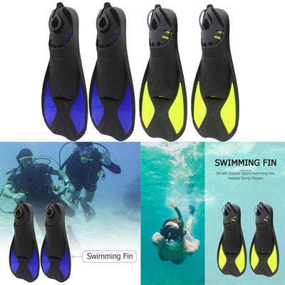 Adjustable  Speedo Swim Fins -