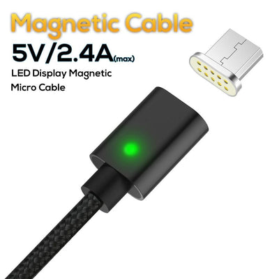 Magnetic LED Data Cable -