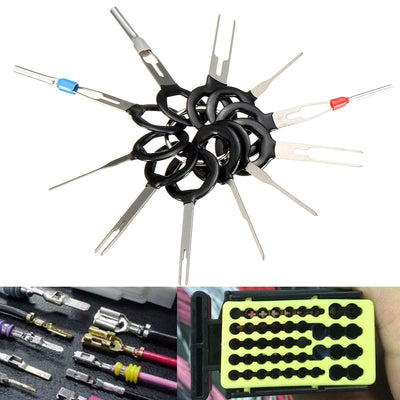11Pcs Wire Terminal Removal Tool