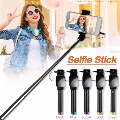 270 Smart Rotation Selfie Stick -