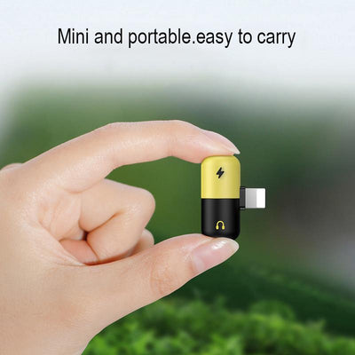 2-in-1 Splitter Adapter For iPhone -