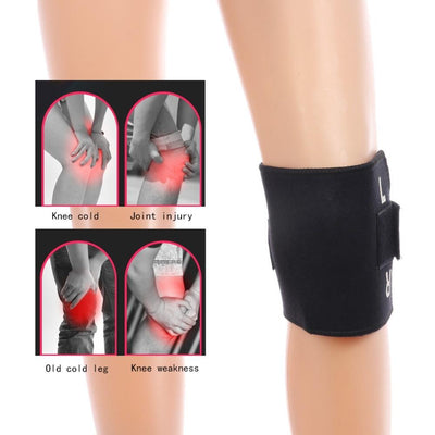 Acupressure Hot Brace Knee Pad