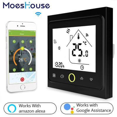 Smart Wifi Thermostat -