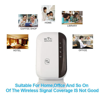 Wireless WiFi Booster -