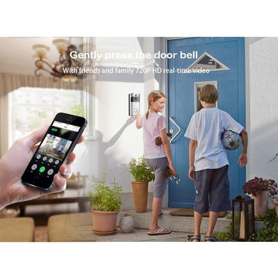 Smart WIFI Wireless Doorbell Video Camera -
