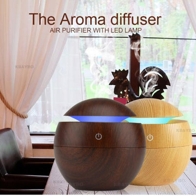 Air Purification Aroma Diffuser -