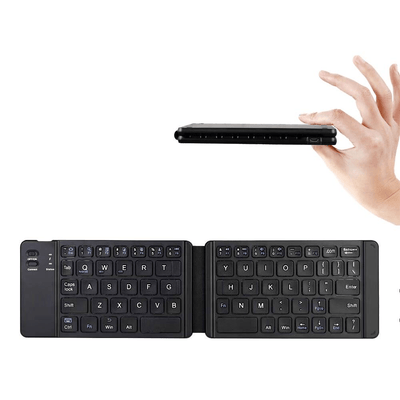 Foldable Bluetooth Travel Pocket Keyboard -