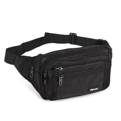 Genuine Leather Fanny Pack -