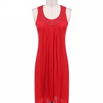 Vestido Casual Beach Dress -