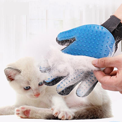 Pet Cleaning Brush Glove -