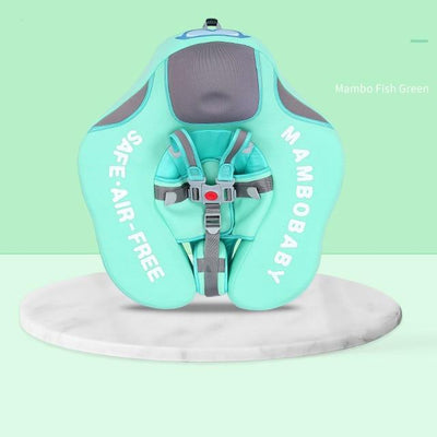 Smart Swim Trainer - new green float
