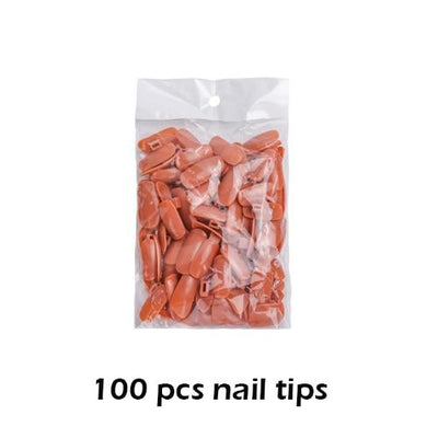 Practice Hand Manicure Tool - Nail Tips