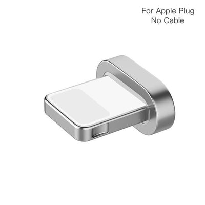 Magnetic Adsorption Data Cable - For Apple Plug