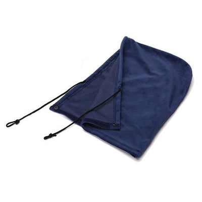 H-Shape Transport Pillow - Navy Hat