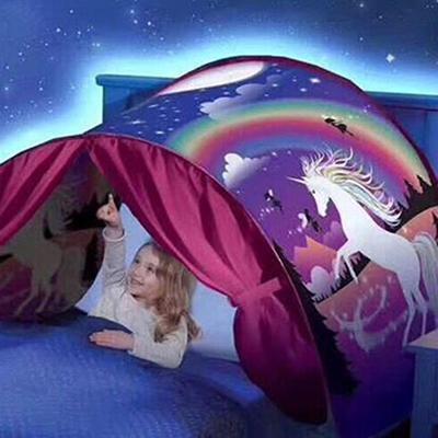 Starry Children Tent - unicorn