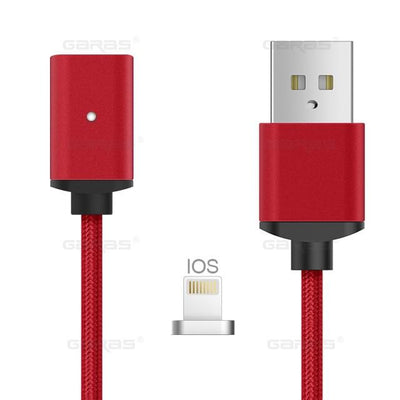 Lightning Cable - iOS Cable / Red / 1m