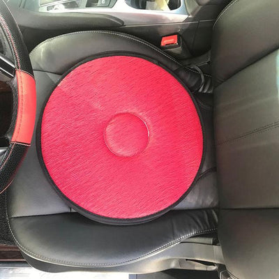 360° Rotating Seat Cushion - red