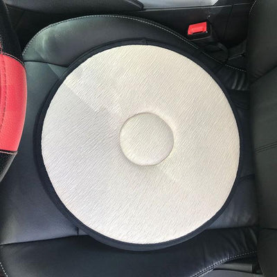 360° Rotating Seat Cushion - white