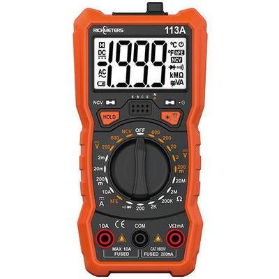 Digital Multimeter - 113A Without Magnet