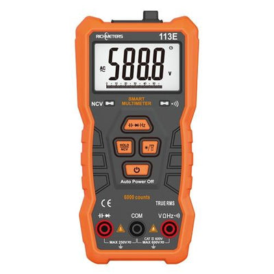 Digital Multimeter - 113E Without Magnet