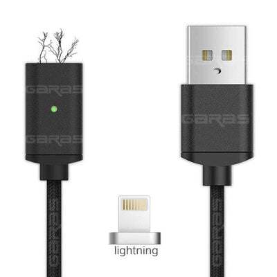 Lightning Cable - iOS Cable / Black / 1m