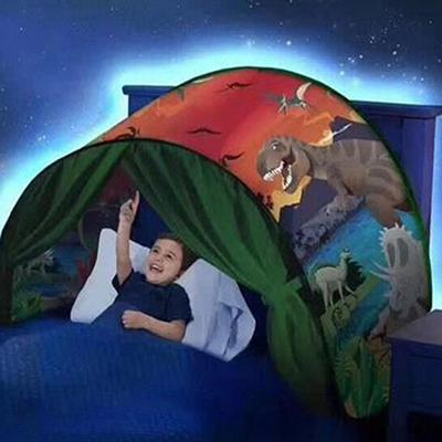 Starry Children Tent - dinosaur