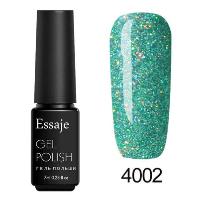 Shiny Color UV Gel Nail Polish - 4002