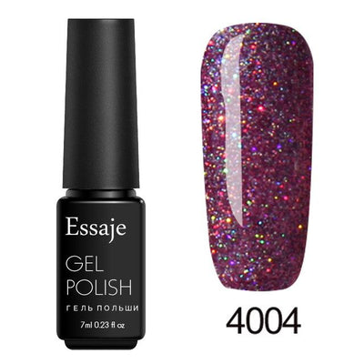 Shiny Color UV Gel Nail Polish - 4004