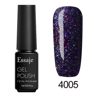 Shiny Color UV Gel Nail Polish - 4005