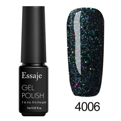Shiny Color UV Gel Nail Polish - 4006