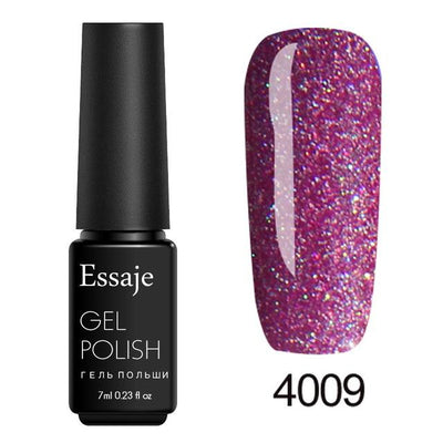 Shiny Color UV Gel Nail Polish - 4009