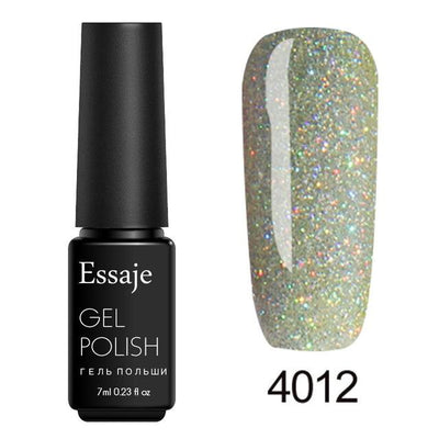 Shiny Color UV Gel Nail Polish - 4012