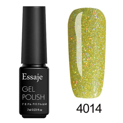 Shiny Color UV Gel Nail Polish - 4014