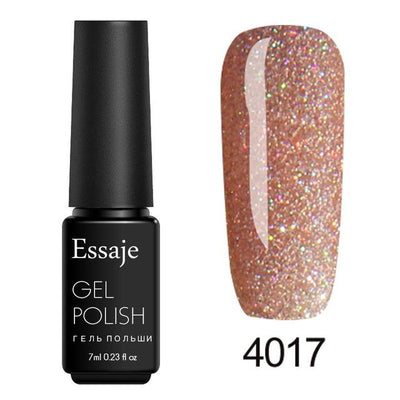 Shiny Color UV Gel Nail Polish - 4017